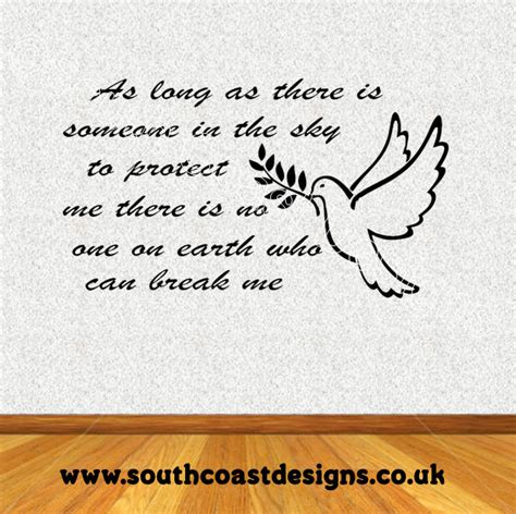 long       sky wall quote