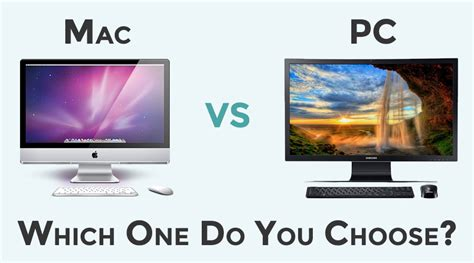Mac Vs Pc Which One Do You Choose Allcore Communications