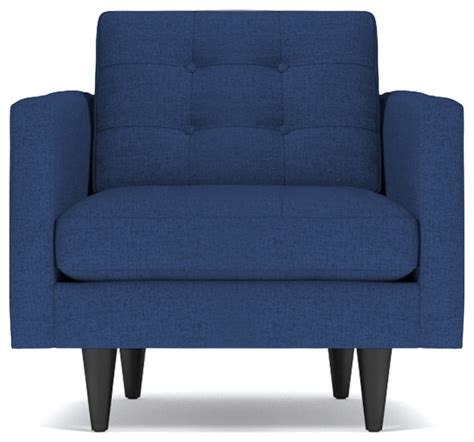 chair royal blue contemporary armchairs and