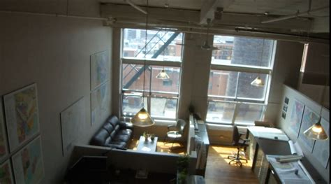 office bureau get the list of loft syle office space in montreal