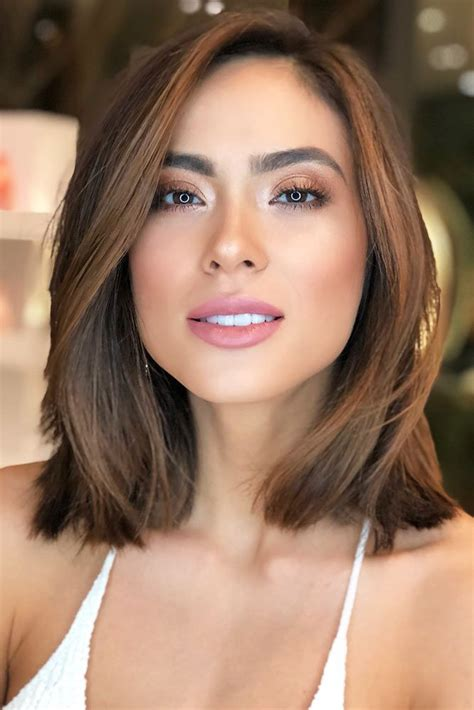 face shape  hairstyles suggestions hair