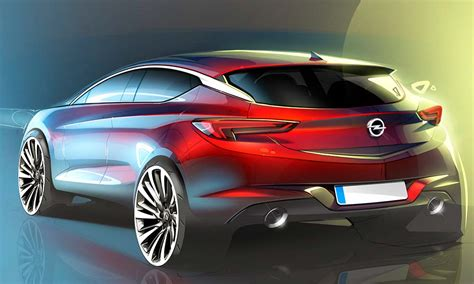 Opel Astra Opc 2020 by Next Opel Astra Opc To Get 1 6 Turbo Engine Car