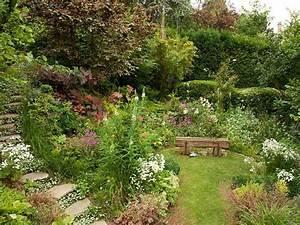 Jardin A L Anglaise Plan Plan Du Jardin La Fran Aise Et Du Jardin L