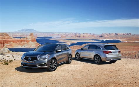 2019 Acura Mdx Arrives At Dealers, Starts At $45,295