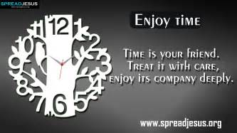 time management quotes hd wallpapers free enjoy time