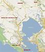 San Francisco North Bay Shopping Map | Shopping Guide San ...