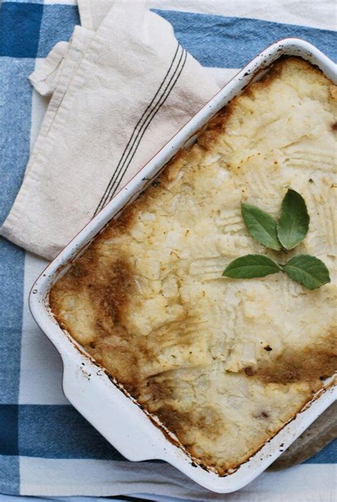 Classic Cottage Pie Recipe Classic Cottage Pie With Winter Root Vegetables