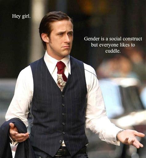 Ryan Gosling Feminist Memes - 301 moved permanently