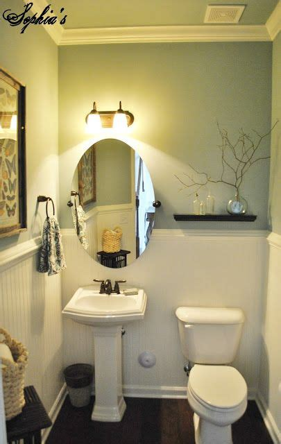 see paint color sherwin williams quot silvermist quot powder room makeover paint ideas