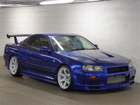 Used Nissan Skyline R34 Gt-t Gtr Replica Nismo Styling For