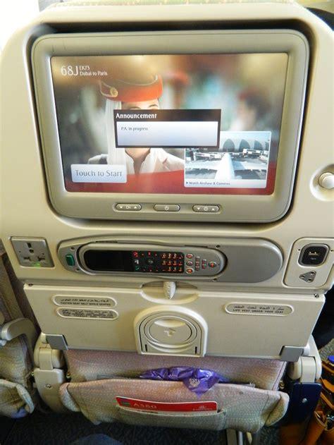 siege a380 emirates avis du vol emirates dubai en economique