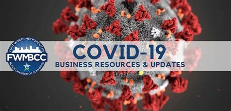 covid  business resources fort worth metropolitan