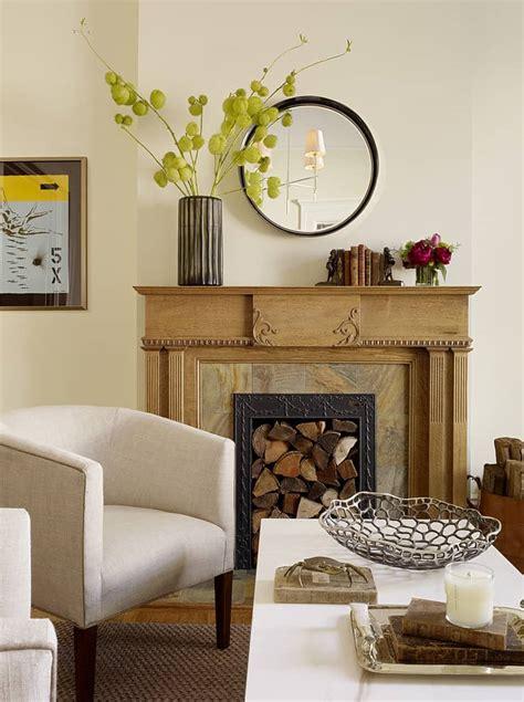 Mantel Decorating Ideas   Fabulous Fireplace