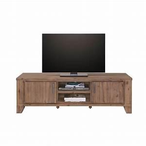 Tv Bank 160 Cm : tv lowboard avora 160 cm breit in braun akazie massiv ~ Bigdaddyawards.com Haus und Dekorationen
