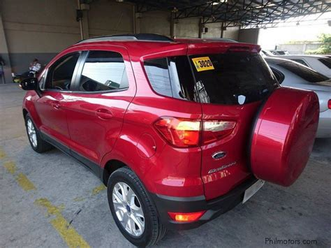 2014 Ecosport For Sale