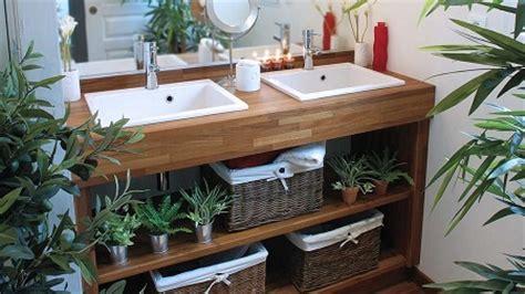 salle de bain deco nature d 233 co une ambiance nature et zen dans la salle de bain