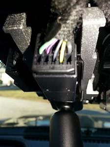 2014 Impala Ltz Mirror Tap   Blend Mount For Radar Detector