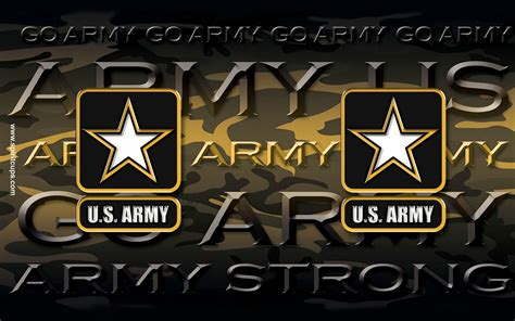 Us Army Background Us Army Logo Wallpaper 58 Images