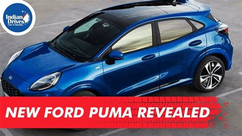 New Ford Puma Revealed