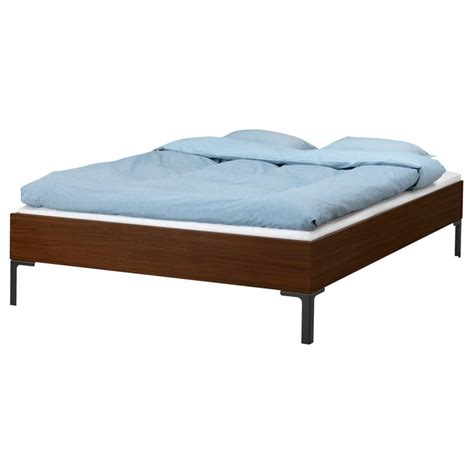 Engan Bed Frame With Slatted Bed Base  140x200 Cm  Ikea