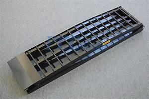 8 U0026 39  Blk Arched Dual Folding Aluminum Atv Ramps Quad Ramp