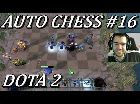 auto chess druid mage sf build gameplay dota 2 youtube