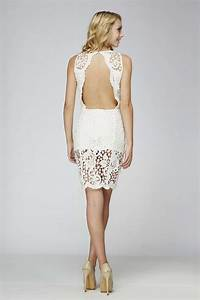White Backless Dress | White Lace Dress - Alila Boutique