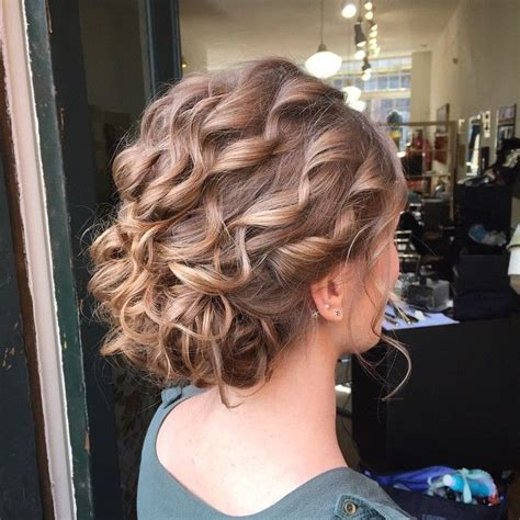 40 lovely curly updos easy and beautiful hairstyles for