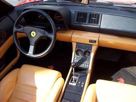 Ts Interiors by 1990 348 Ts Targa 89884