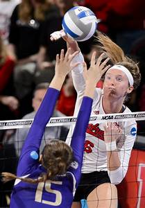 Next stop, Columbus: Huskers sweep Washington to return to ...