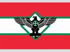 Alternate AustroFascist Flag by ColumbianSFR on DeviantArt