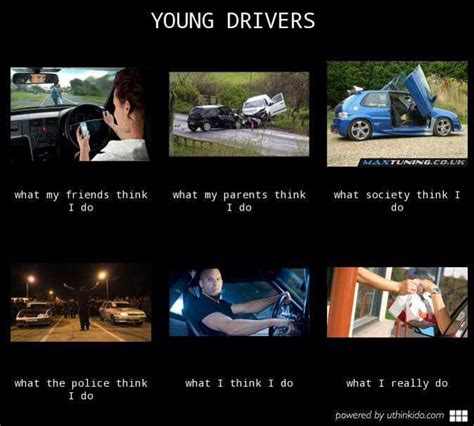 New Driver Meme - one hot lap young drivers meme