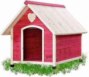 pet squeak princess pad dog house large chewycom With chewy dog houses