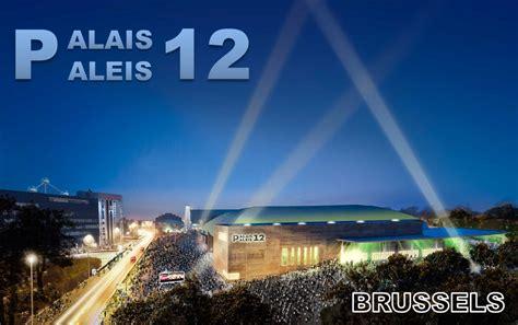 bruxelles bruxellons palais 12 enfin une salle modulable de concerts spectacles et