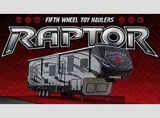2015 Keystone Raptor 375TS