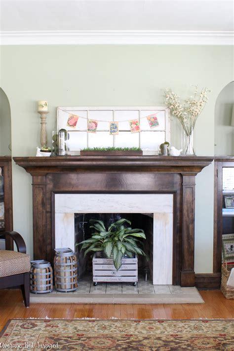 mantel decorating ideas spring mantel decorating ideas