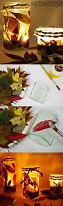Basteln Mit Einmachgläser : 25 einzigartige windlichter basteln ideen auf pinterest windlicht windlichter und ~ Markanthonyermac.com Haus und Dekorationen