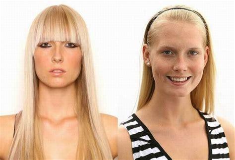 Макияж До и После на 20 фото чудеса макияжа