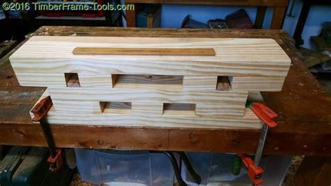 Timber Frame Tools  Ee  Bench Ee   Bull Meets Moxon Vise Bulloxon