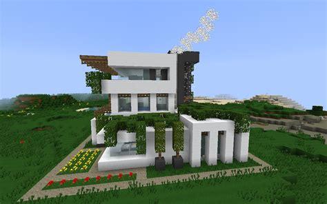 perma modern minecraft house