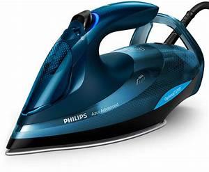 Azur Advanced Steam Iron with OptimalTEMP technology GC4938/20 | Philips  Iron