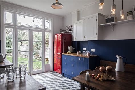 images of kitchen backsplash tile this look a cost conscious retro kitchen in
