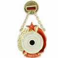 """Badge """"For excellent shooting"""" The Red Army. 1938-41-ies ..."""