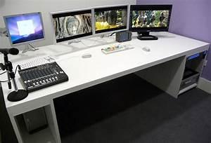 DIY Built In Corner Computer Desk Plans PDF Download kreg
