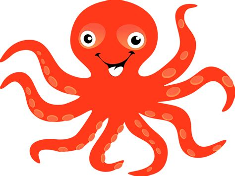 octopus clipart octopus clipart gambar pencil and in color octopus