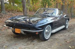1963 Corvette Split Window Coupe Fuel Injected For Sale