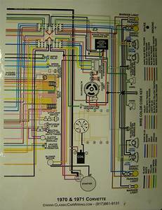 71 Chevelle Wiring Diagram