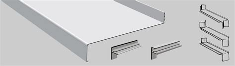 Window Sill Profiles by Aluminium Profiles And Window Sills