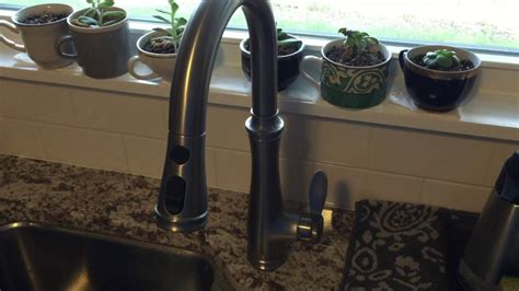 kitchen faucet water pressure fixing low kitchen faucet water pressure on a kohler