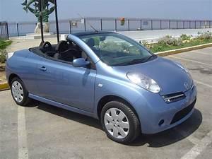 Nissan Micra Cabriolet : nissan micra cabrio a c 1 4 l ~ Melissatoandfro.com Idées de Décoration